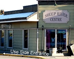 Sheep River Centre Black Diamond